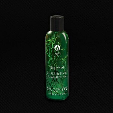 Лечебное масло для кожи головы и волос Нилайади ॐ Бутик ROSA