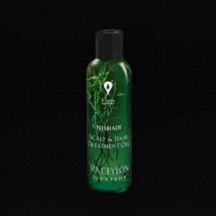 Лечебное масло для кожи головы и волос Нишади