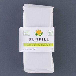 Хлебцы Овощные Sunfill
