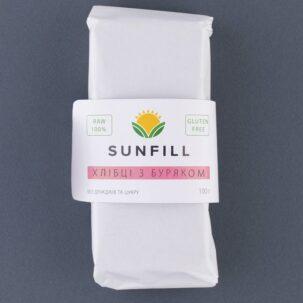 Хлебцы с черносливом и свеклой SunFill, 100 грамм ॐ Бутик ROSA