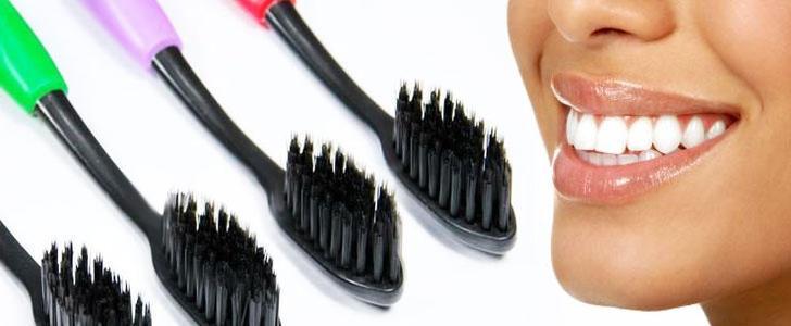Бамбуковая зубная щетка Тwin Lotus ॐ Бутик ROSA