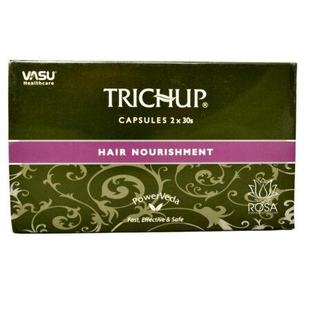 Травяные капсулы для роста волос Тричюп (Trichup) ॐ Бутик ROSA
