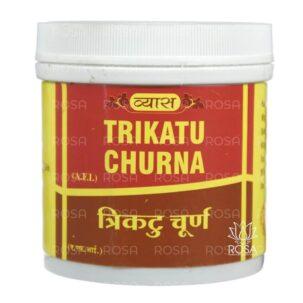 Трикату Чурна (trikatu Churna, Vyas Pharmaceuticals)