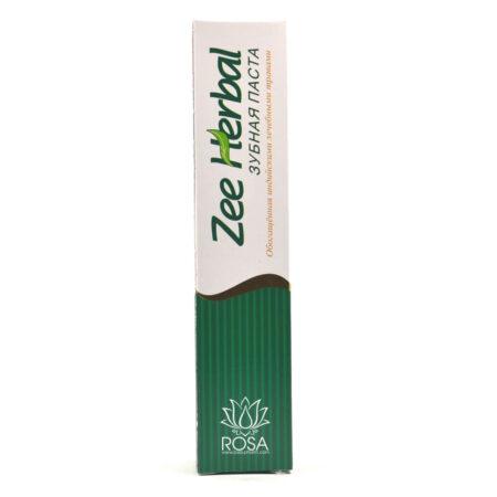 Зубная паста Zee Herbal с Нимом, Мишваком и Мятой ॐ Бутик ROSA