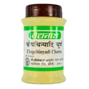 Чопчиньяди чурна (chopchinyadi Churna, Baidyanath)