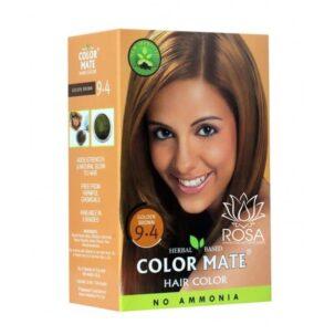 Краска для волос Color Mate 9.4 Golden Brown ॐ Бутик ROSA