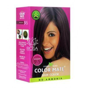 Краска для волос Color Mate 9.5 Mahogany