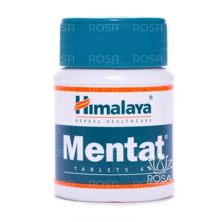 Ментат (Mentat Tablets, Himalaya Herbals), 60 табл. ॐ Бутик ROSA