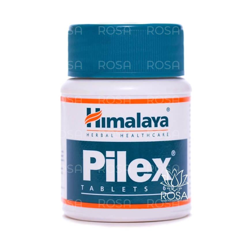 Пайлекс таблетки (Pilex Tablets, Himalaya) 60 табл. ॐ Бутик ROSA