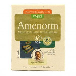 Аменорм (amenorm Capsules, Nupal)