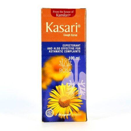 Касари сироп (Kasari Syrup, Nupal Remedies) 100 мл ॐ Бутик ROSA