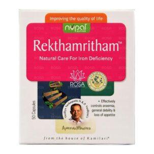 Ректамритам (rekthamritham Capsules, Nupal)