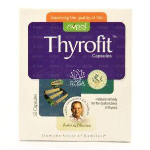 Тирофит (thyrofit Capsules, Nupal)