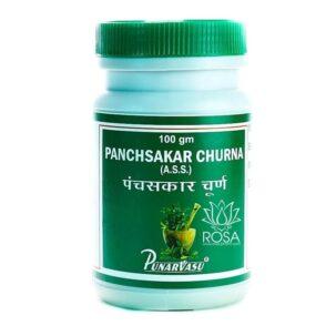 Панчсакар Чурна (panchsakar Churna)