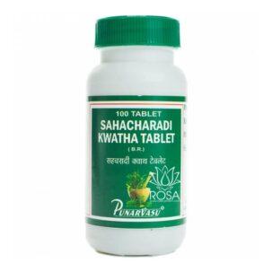 Punarvasu Sahacharadi Kwatha Tablet