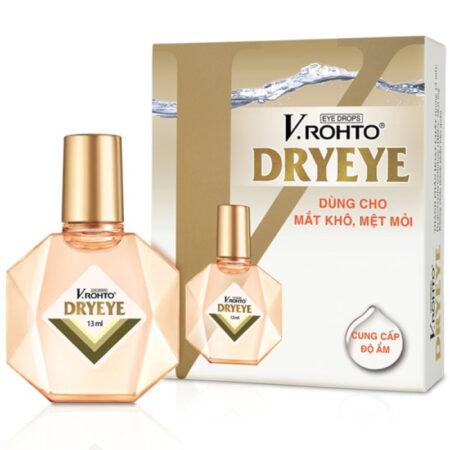 Капли для увлажнения глаз Rohto Dryeye | ROSA