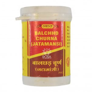 Джатаманси чурна (Jatamansi Churna, Vyas) 50 грамм ॐ Бутик ROSA