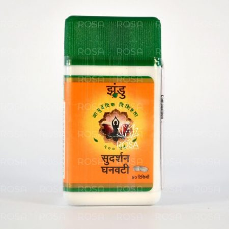 Сударшан Гханвати (Sudarshan Ghanvati, Zandu) ॐ Бутик ROSA
