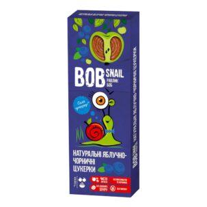 Натуральные яблочно-черничные конфеты Равлик Боб