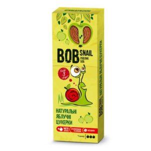 Натуральные яблочно-лимонные конфеты Равлик Боб | ROSA
