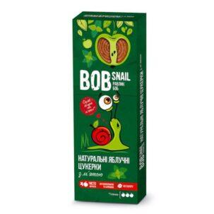Натуральные яблочные конфеты с мятой Равлик Боб