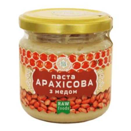 Паста из арахиса с медом купить в Бутике аюрведы премиум качества ROSA
