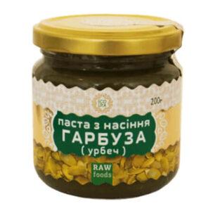Паста из семян тыквы Эколия купить в Бутике аюрведы премиум качества ROSA