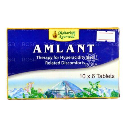 Амлант (Amlant, Maharishi Ayurvedа), 60 таблеток ॐ Бутик ROSA