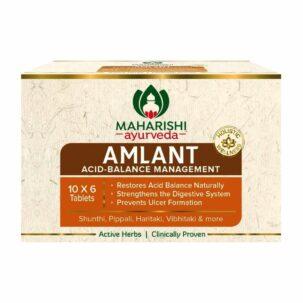 Амлант (Amlant, Maharishi Ayurvedа) купить в Бутике аюрведы премиум качества ROSA