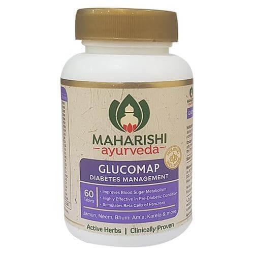 Глюкомап (glucomap, Maharishi Ayurveda)