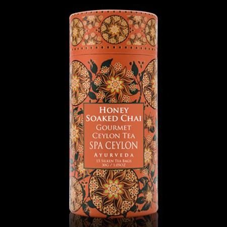 Цейлонский чай Медовий лимонад (spa Ceylon)