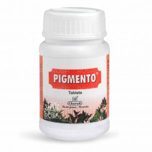 Пигменто (pigmento Tablet, Charak Pharma)