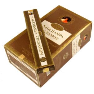 Благовония Нагчампа Корица (Nagchampa Cinnamon, Ppure) купить в Бутике аюрведы
