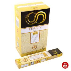 Благовония сладкий базилик (Eternity Infinity, Shree Vani) купить в Бутике аюрведы