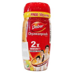 Чаванпраш Дабур (Chyawanprash, Dabur) купить в Бутике аюрведы премиум качества ROSA