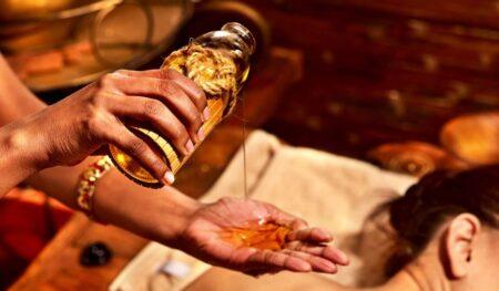 Массажные масла в аюрведе: применение и рекомендации