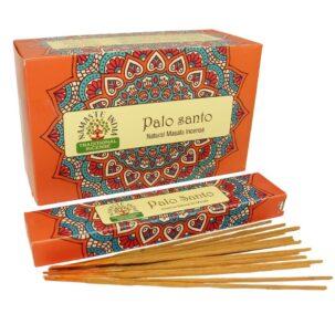 Пыльцевые аромапалочки Пало Санто (Palo Santo Orkay) купить в Бутике аюрведы