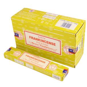 Благовония Ладан Сатья (Frankincense, Satya) купить в Бутике аюрведы премиум качества