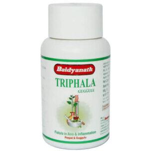 Трифала Гуггул (triphala Guggulu, Baidyanath)