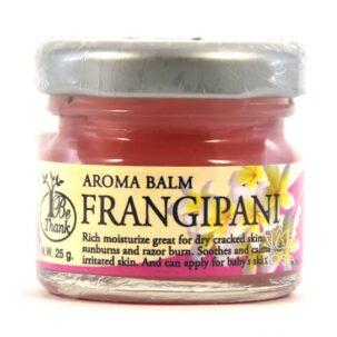 Цветочный бальзам для ухода за кожей Франжипани