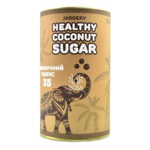 Сахар кокосовый Jaggery, коричневый