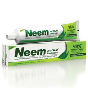 Зубная паста Ним Активный (Neem Active Toothpaste) ॐ Бутик ROSA