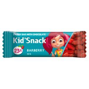 Энергетический батончик Kid'snack Барбарис