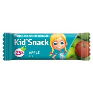 Энергетический батончик Kid'Snack Яблоко ॐ Бутик ROSA