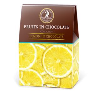 Лимон в шоколаде (Сладкий Мир)