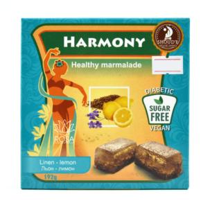 Мармелад Harmony лен-лимон (Сладкий Мир) 1 ॐ Бутик ROSA