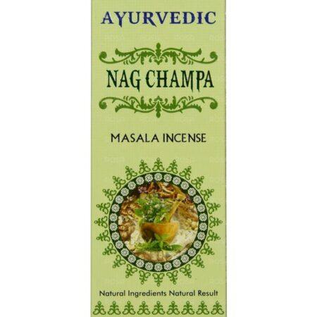 Благовония Наг Чампа (Nag Champa, Agarbathi Works) ॐ Бутик ROSA