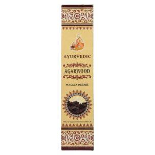 Благовония Агарвуд (agarwood, Ayurvedic)