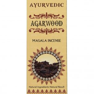 Благовония Агарвуд (Agarwood, Agarbathi Works) ॐ Бутик ROSA