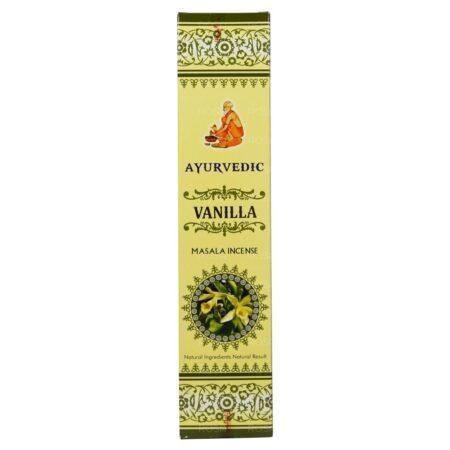 Благовония Ваниль (vanilla, Ayurvedic)